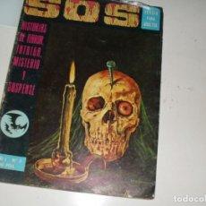 Cómics: SOS 3.EDITORIAL VALENCIANA,AÑO 1975.. Lote 288874418