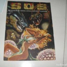 Cómics: SOS,SEGUNDA EPOCA,58.ULTIMO NUMERO.EDITORIAL VALENCIANA,AÑO 1980.. Lote 288874998