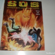 Cómics: SOS,SEGUNDA EPOCA,48.EDITORIAL VALENCIANA,AÑO 1980.. Lote 288875133