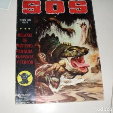 Cómics: SOS,SEGUNDA EPOCA,37.EDITORIAL VALENCIANA,AÑO 1980.. Lote 288875328