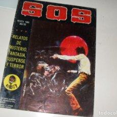 Cómics: SOS,SEGUNDA EPOCA,12.EDITORIAL VALENCIANA,AÑO 1980.. Lote 288875473