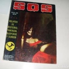 Cómics: SOS,SEGUNDA EPOCA,10.EDITORIAL VALENCIANA,AÑO 1980.. Lote 288875618