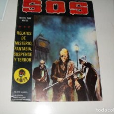 Cómics: SOS,SEGUNDA EPOCA,8.EDITORIAL VALENCIANA,AÑO 1980.. Lote 288875968