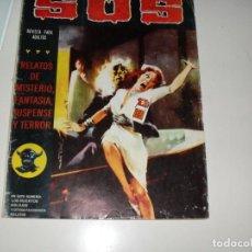 Cómics: SOS,SEGUNDA EPOCA,5.EDITORIAL VALENCIANA,AÑO 1980.. Lote 288876128