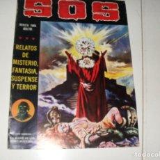 Cómics: SOS,SEGUNDA EPOCA,2.EDITORIAL VALENCIANA,AÑO 1980.. Lote 288876213