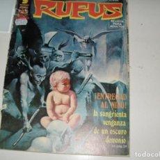 Cómics: RUFUS 39.EDITORIAL GARBO,AÑO 1973.. Lote 288882908