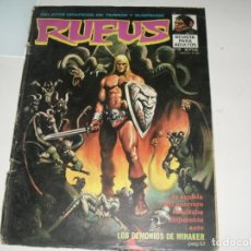 Cómics: RUFUS 19.EDITORIAL GARBO,AÑO 1973.. Lote 288883733