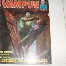 Cómics: VAMPUS 41.EDICIONES IMDE,AÑO 1971.. Lote 288887663