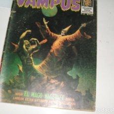 Cómics: VAMPUS 37.EDICIONES IMDE,AÑO 1971.. Lote 288887953