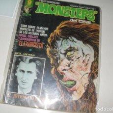 Cómics: FAMOSOS MONSTERS 19.EDICIONES IMDE,AÑO 1975.. Lote 288888863