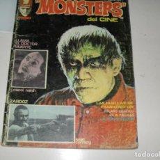 Cómics: FAMOSOS MONSTERS 8.EDICIONES IMDE,AÑO 1975.. Lote 288889048