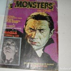 Cómics: FAMOSOS MONSTERS 1,EL PRIMERO.EDICIONES IMDE,AÑO 1975.. Lote 288889563