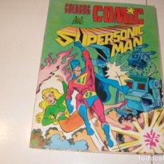 Cómics: COLOSOS DEL COMIC 23:SUPERSONIC MAN.EDITORIAL VALENCIANA,AÑO 1979.. Lote 288893093