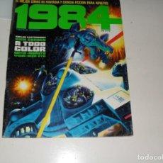 Cómics: 1984 Nº1,EL PRIMERO.TOUTAIN EDITOR,AÑO 1978.. Lote 288908063