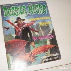 Cómics: DOSSIER NEGRO 185,IMDE EDITORIAL,AÑO 1968.. Lote 289475083
