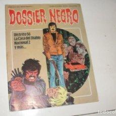 Cómics: DOSSIER NEGRO 168,IMDE EDITORIAL,AÑO 1968.. Lote 289475418