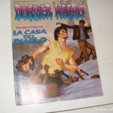 Cómics: DOSSIER NEGRO 167,IMDE EDITORIAL,AÑO 1968.. Lote 289475518