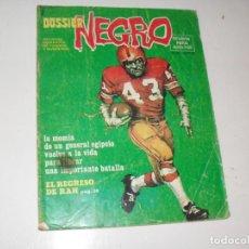 Cómics: DOSSIER NEGRO 109,IMDE EDITORIAL,AÑO 1968.. Lote 289476268