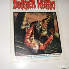 Cómics: DOSSIER NEGRO 49,IMDE EDITORIAL,AÑO 1968.. Lote 289478178