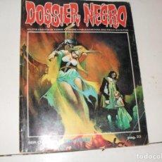 Cómics: DOSSIER NEGRO 43,IMDE EDITORIAL,AÑO 1968.. Lote 289480318