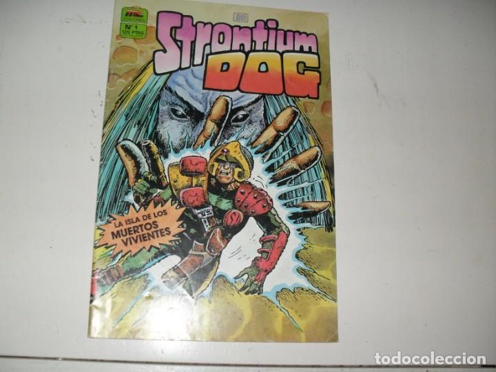 STRONTIUM DOG 1.EDICIONES MC,AÑO 1987. (Tebeos y Comics - Toutain - Otros)