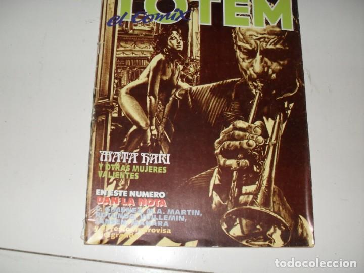TOTEM EL COMIX 39.TOUTAIN EDITOR,AÑO 1987. (Tebeos y Comics - Toutain - Otros)