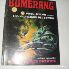 Cómics: BUMERANG 9.EDITA NUEVA FRONTERA,AÑO 1977.. Lote 289548723