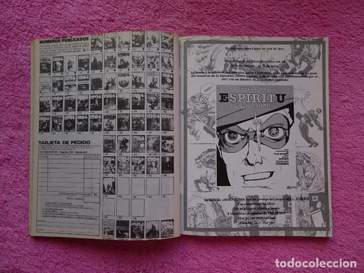 Cómics: 1984 antología 58-60-63 editorial toutain 1983 richard corben tomo extra - Foto 8 - 289854673