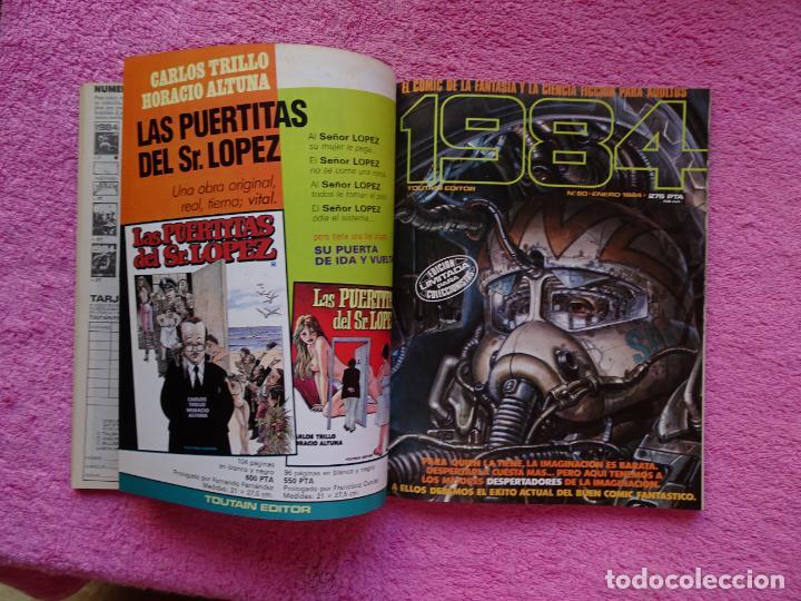 Cómics: 1984 antología 58-60-63 editorial toutain 1983 richard corben tomo extra - Foto 9 - 289854673