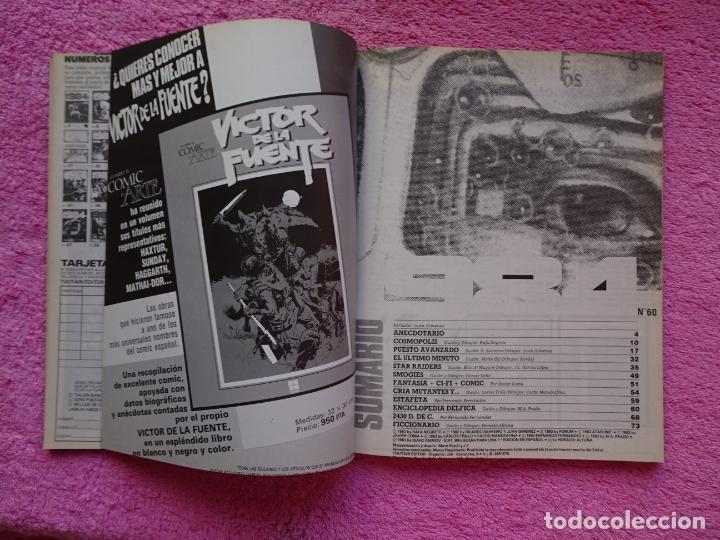 Cómics: 1984 antología 58-60-63 editorial toutain 1983 richard corben tomo extra - Foto 10 - 289854673