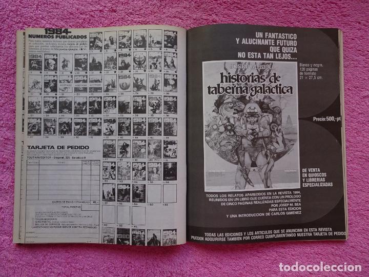 Cómics: 1984 antología 58-60-63 editorial toutain 1983 richard corben tomo extra - Foto 16 - 289854673