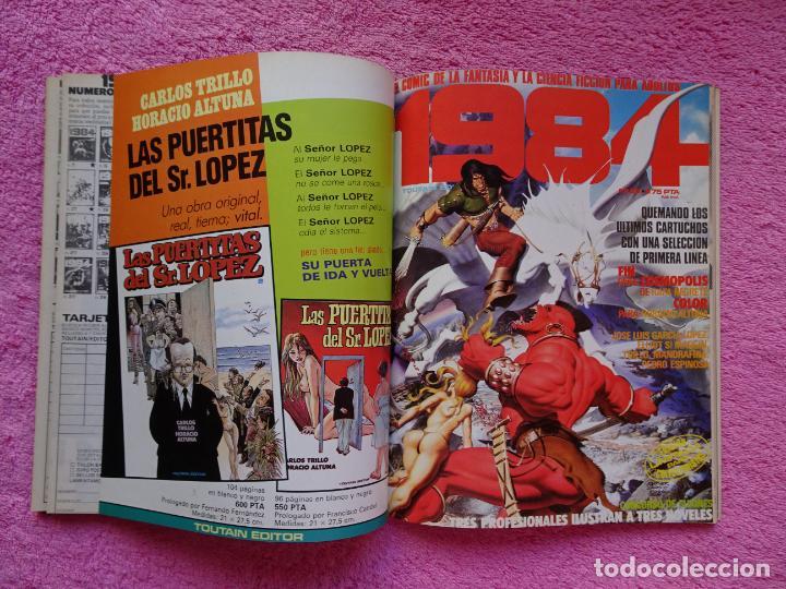 Cómics: 1984 antología 58-60-63 editorial toutain 1983 richard corben tomo extra - Foto 17 - 289854673
