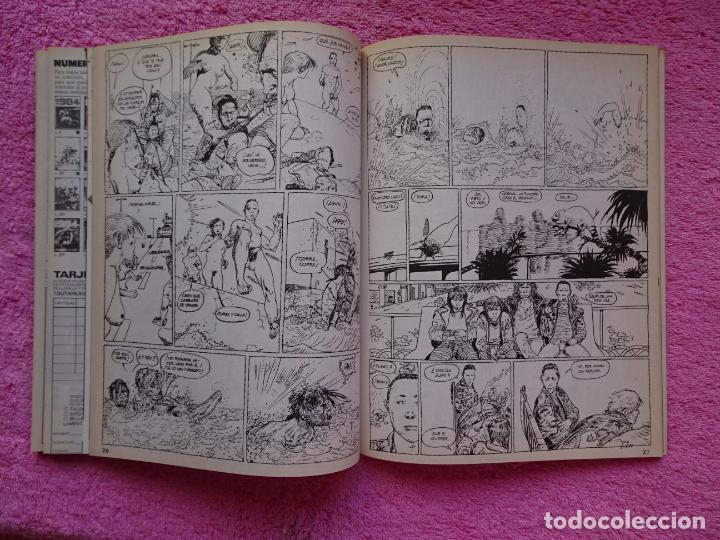 Cómics: 1984 antología 58-60-63 editorial toutain 1983 richard corben tomo extra - Foto 22 - 289854673