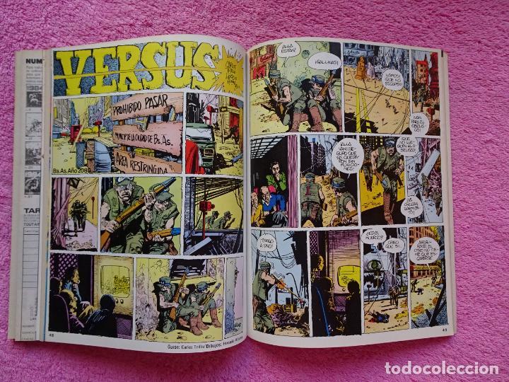 Cómics: 1984 antología 58-60-63 editorial toutain 1983 richard corben tomo extra - Foto 23 - 289854673