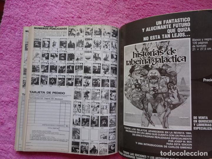 Cómics: 1984 antología 58-60-63 editorial toutain 1983 richard corben tomo extra - Foto 24 - 289854673