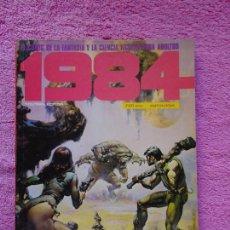 Cómics: 1984 ANTOLOGÍA 58-60-63 EDITORIAL TOUTAIN 1983 RICHARD CORBEN TOMO EXTRA. Lote 289854673