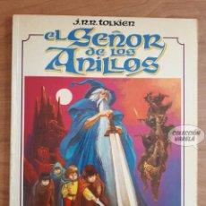 Cómics: EL SEÑOR DE LOS ANILLOS - J.R.R. TOLKIEN - LUIS BERMEJO - TOUTAIN. Lote 289866638