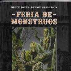 Cómics: BERNIE WRIGHTSON - BRUCE JONES . FERIA DE MONSTRUOS. Lote 290307033