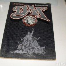 Cómics: DAX EL GUERRERO.AUTOR ESTEBAN MAROTO.TOUTAIN EDITOR,1979.EDICION GIGANTE.. Lote 290999193
