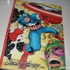 Cómics: THE NEW JACK KIBY COLLECTOR 34.EDICION EN INGLES,AÑO 2002.EDICION GIGANTE.. Lote 291000533