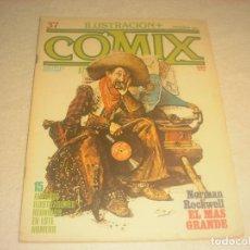 Cómics: COMIX INTERNACIONAL N. 37.. Lote 291049523