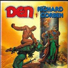 Fumetti: RICHARD CORBEN . DEN 1. NEVERWHERE. VIAJE FANTÁSTICO AL MUNDO DE NUNCANADA. Lote 291186928