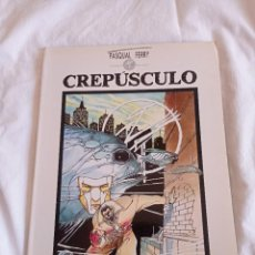 Cómics: CREPUSCULO. FERRY. Lote 291470308