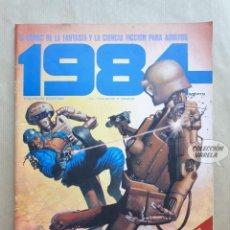 Comics: 1984 Nº TREINTA Y CINCO 35 - TOUTAIN. Lote 291507798