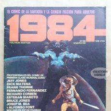 Comics: 1984 Nº 36 - TOUTAIN. Lote 291508063
