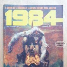 Comics: 1984 Nº 37 - TOUTAIN. Lote 291508348
