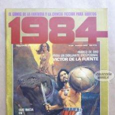 Comics: 1984 Nº 38 - TOUTAIN. Lote 291508463