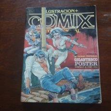 Cómics: COMIX INTERNACIONAL EXTRA 2 RETAPADO CON LOS NÚMEROS 8, 9, 20. Lote 292066603