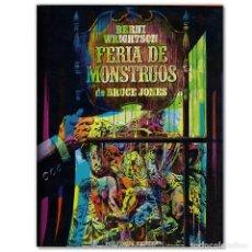 Cómics: FERIA DE MONSTRUOS. Lote 292119833