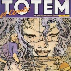 Cómics: TOTEM EL COMIX EXTRA 3 RETAPADO CON LOS NUMEROS 7 A 9 - TOUTAIN - BUEN ESTADO - SUB01M. Lote 293161653